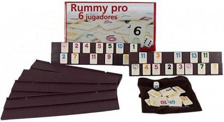 Joc Remi (rummy) Travel Pro6