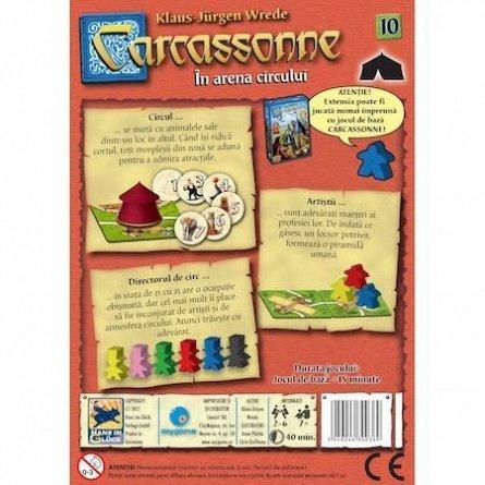 Carcassonne, extensia 10: In arena circului