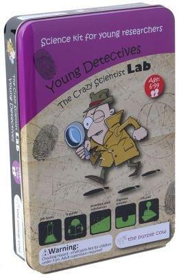 Savantul trasnit,tinerii detectivi,8+
