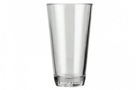 Pahar cu clepsidra, sticla, 500ml - Barbuzzo Tick Tock