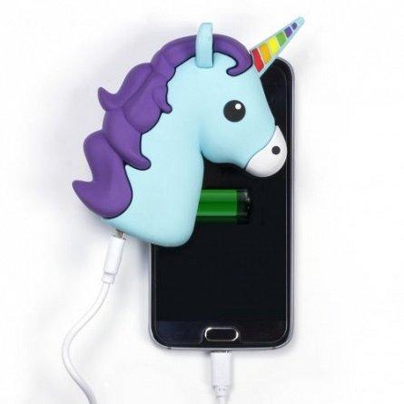 Baterie externa 2000mAh Swipe Unicorn, 1xUSB, 1A