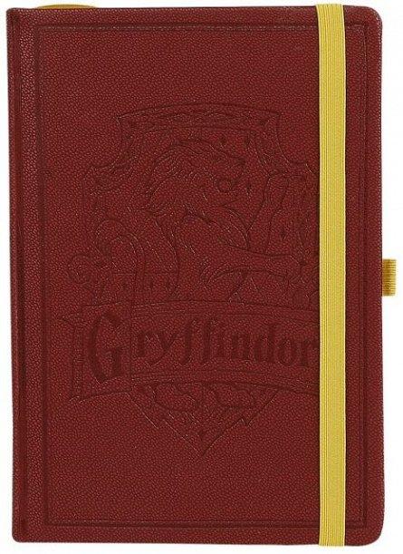 Caiet A5 Premium Harry Potter (Gryffindor)