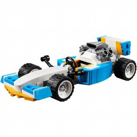 Lego-Creator,Motoare extreme