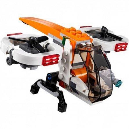 Lego-Creator,Drona de explorare