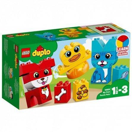 Lego-Duplo,Primele mele animalute