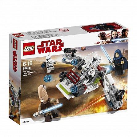 Lego-Star Wars,Pachet de lupta Jedi si Clone Troopers