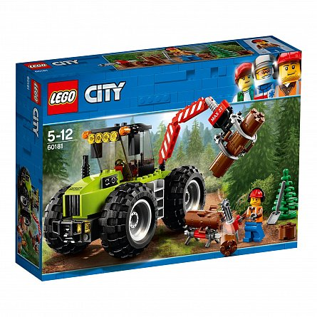 Lego-City,Tractor de padure