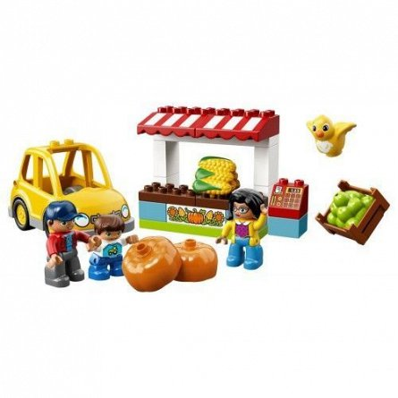 Lego-Duplo,Piata fermierilor