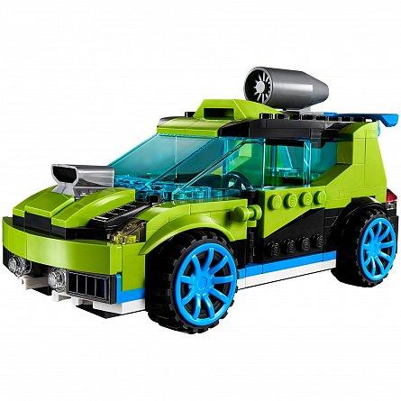 Lego-Creator,Masina de raliuri Rocket
