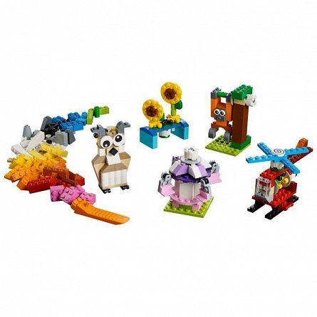 Lego-Classic,Caramizi si roti variate