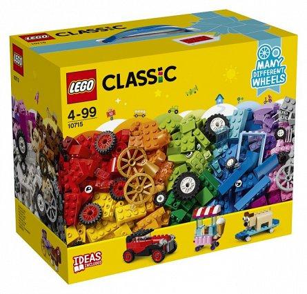 Lego-Classic,Caramidute in miscare