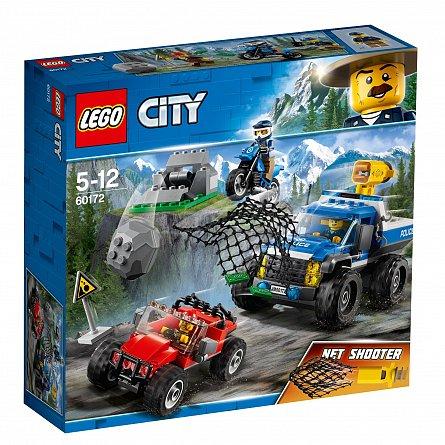 Lego-City,Goana pe teren accidentat