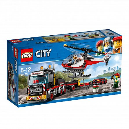 Lego-City,Transport de Incarcaturi grele