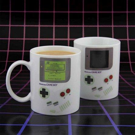 Cana termosensibila Nintendo GameBoy