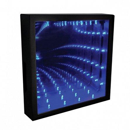 Lampa ambientala LED Oglinda T3K Infinity Light, USB