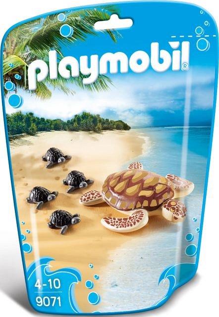 Playmobil-Broasca testoasa cu puii sai