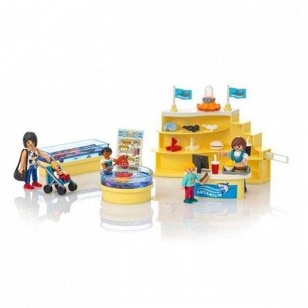 Playmobil-Magazin acvariu