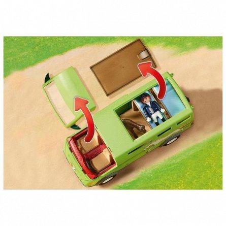 Playmobil-Transportor cai
