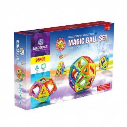 Magspace-Set constructie,magnetic,magic ball,26pcs/set