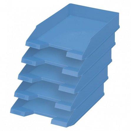 Tavita pentru documente, Herlitz, Classic, albastru