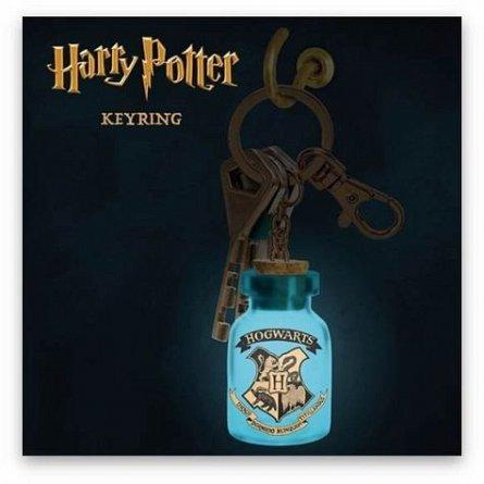 Breloc sticla potiune luminescenta Harry Potter V2