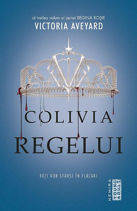 COLIVIA REGELUI (REGINA ROSIE, VOL 3)