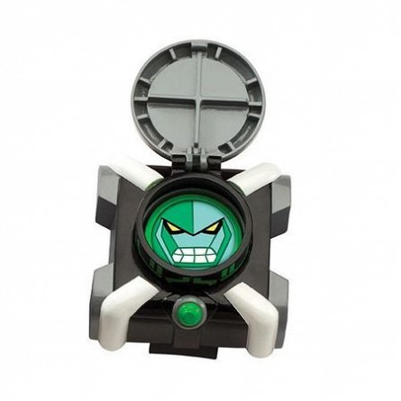 Ceas Omnitrix Ben 10,cu lansator de discuri