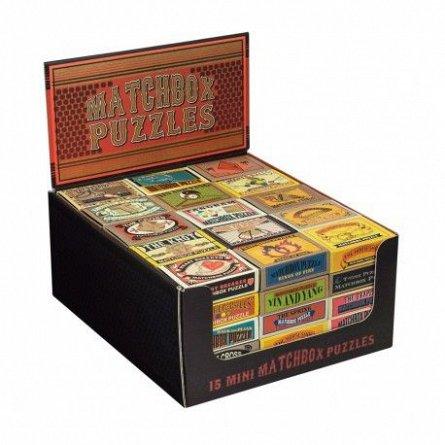 Puzzle mini, Matchbox