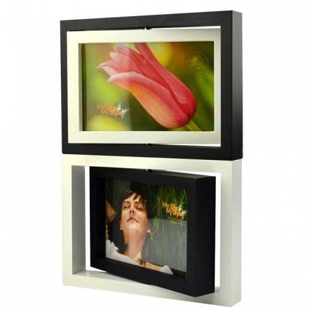 Rama foto 4 fotografii,10x15cm,lemn,Joyce