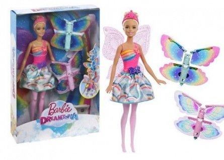 Papusa Barbie,zana zburatoare