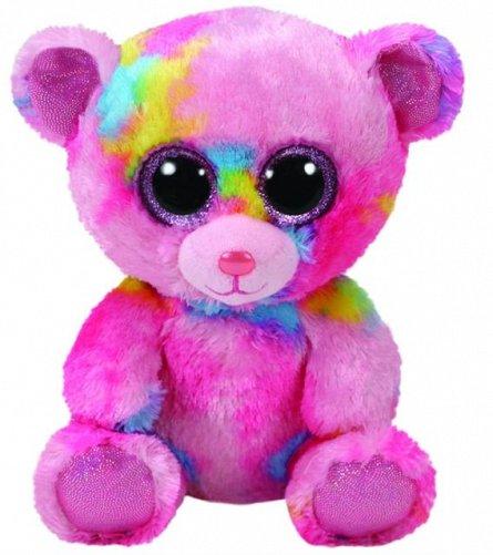 Plus TY Beanie Boos,Franky,Urs multicolor,15cm