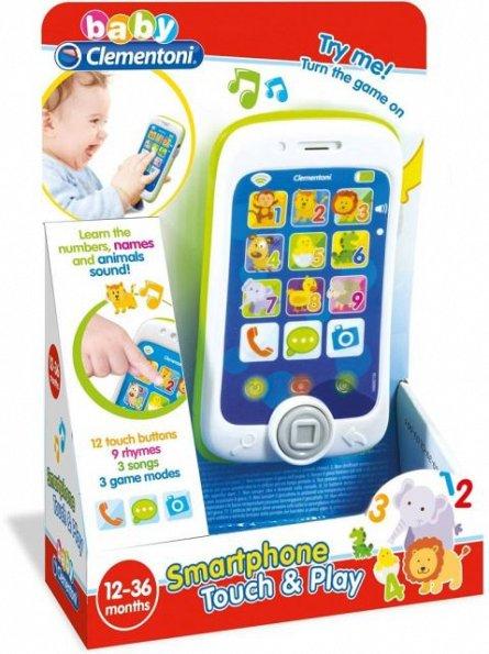 Smartphone interactiv,12-36M+,Clementoni