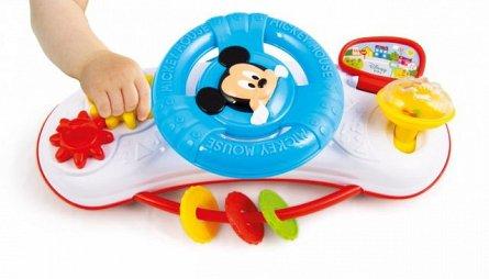Centru de activitati,Mickey Mouse,10M+,Clementoni