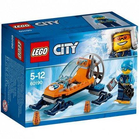 Lego-City,Planor arctic pe gheata,5-12Y