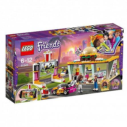 Lego-Friends,Restaurant plutitor,6-12Y