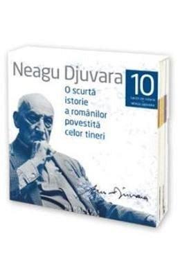 CD O SCURTA ISTORIE A ROMANILOR (SET)