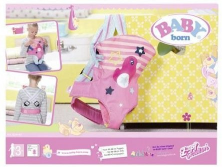 Baby Born-Port-bebe