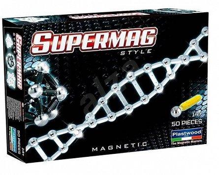 Supermag,Style-Set constructie,magnetic,50pcs,+14Y