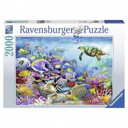 Puzzle Ravensburger - Recif corali, 2000 piese