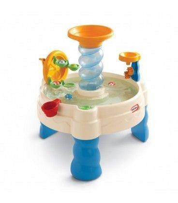 Masuta de joaca cu apa,spirata,Little Tikes