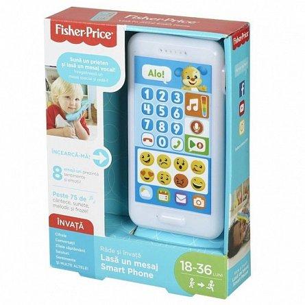 Telefonul catelusului,Fisher Price