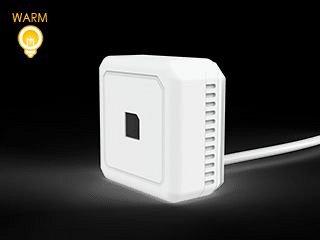 Lampa Allocacoc LightCube Extended cu senzor, lum.Calda