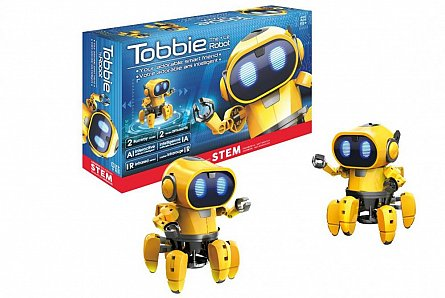 Kit educational STEM Robotul Tobbie IA - Tobbie AI