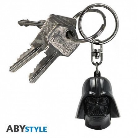 Breloc metalic 3D Star Wars Darth Vader, ABYstyle