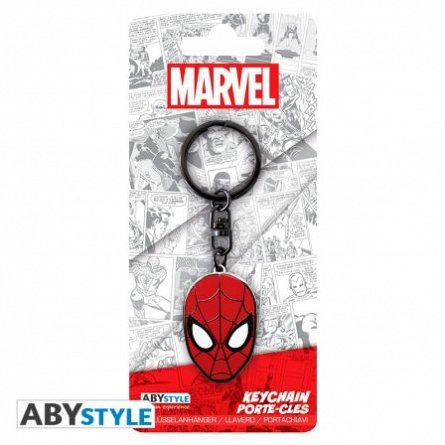 Breloc metalic Marvel Spiderman X4, ABYstyle