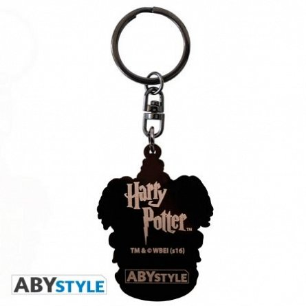 Breloc metalic Harry Potter,Gryffindor, ABYstyle