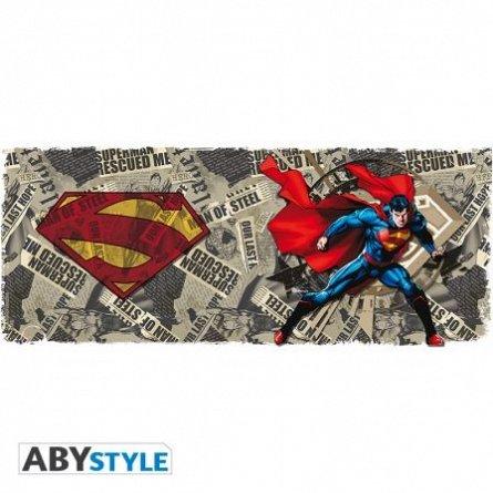 Cana DC Comics Superman & Logo, 460ml - ABYstyle