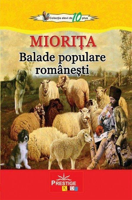 MIORITA BALADE POPULARE ROMANESTI