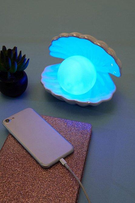 Lampa Pearl Clam, forma scoica cu perla