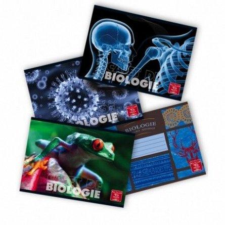 Caiet biologie,A4,24file,Pigna